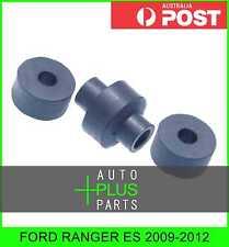 Fits FORD RANGER ES 2009-2012 - Rubber Suspension Bush Front Shock Absorber Kit