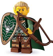 Lego minifigures serie 3 da collezione elfo nuovo
