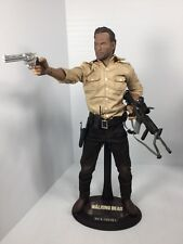 "1/6 CUSTOM RICK GRIMES PYTHON ""THE WALKING DEAD"" SIDESHOW 3 ZERO DRAGON DID BBI"
