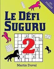 Le Defi Suguru Vol. 2 by Martin Duval (2017, Paperback)