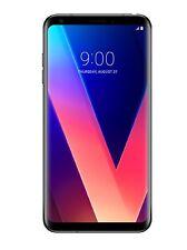 NUEVO LG V30+ H930DS Dual Sim 128GB Smartphone Libre - Negro (español incluido)