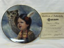 Indian Plate By Gregory Perillo Small & Wise