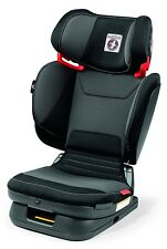 Peg Perego Viaggio Flex 120 Booster Car Seat Child Safety Crystal Black New