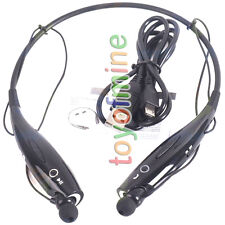 Estéreo Bluetooth Wireless Headset auriculares para el iPhone HTC Samsung LG