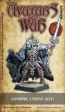 Warhammer Avatars of War Vampire Count Kit Undead Nuevo metal New