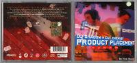 DJ SHADOW - CUT CHEMIST - Product Placement ( CD - 2004 )
