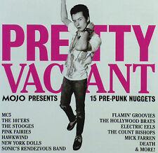 CD-Various-Pretty Vacant (15 Pre-punk Nuggets) - a43-RAR