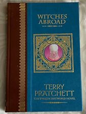 Terry Pratchett Discworld WITCHES ABROAD 2004 Unseen Library Limited Edition