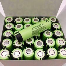 Panasonic 3400mAh NCR18650B Lithium Battery 18650 IMR Li-Ion Cell flat top
