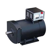 Stromerzeuger ohne Motor BST-3A-005-KW 400V 5kW 3-phasig Synchron Generator AVR
