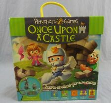Once Upon a Castle Boardgame Playchest Games Construct Building Board Game