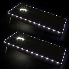 Play Platoon Led Cornhole Lights for Hole and Board, Set of 2, White - Corn Hole