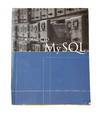 A Guide to MySql [Available Titles Skills Assessment Manager [Sam] -