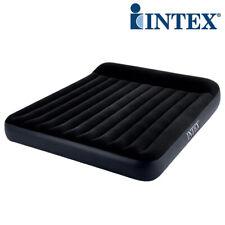 INTEX Classic Pillow King Luftbett Gästebett 203x183x25cm Luftmatratze Bett
