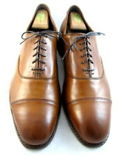 "Allen Edmonds ""The Hopkinson"" Cap-toe Oxford 13 D  Walnut (352)"