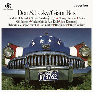 Don Sebesky - Giant Box [SACD Hybrid Multi-channel] - CDSML8557