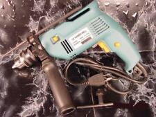 """1/2"""" Electric IMPACT / HAMMER DRILL Variable Speed and Reversible with Chuck Key"""