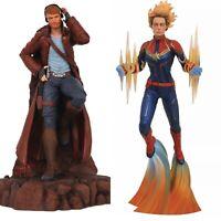 Diamond Select Gallery Starlord Star Lord Captain Marvel Statue Figure GameStop