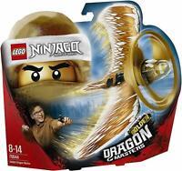 LEGO 70644 Ninjago Golden Dragon Master - Brand New In Box - Retired Set