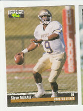 1995 Classic Rookie # 99 Steve McNair