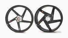 BST Carbon Fiber Front Rear Rims Wheels Ducati 899 959 Panigale