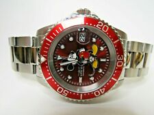 Invicta Disney Red Mickey Men's Watch Automatic 40mm 24609
