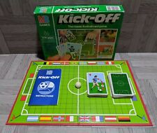 MB Games KICK-OFF Football Card Game 1981 - Vintage Retro Classic