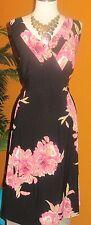 JONES NEW YORK WOMAN 20W plus multi colored dress NWT sleeveless $138