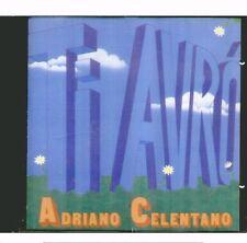 """ADRIANO CELENTANO """" TI AVRO' """" CD SIGILLATO  MADE IN ITALY  RARO"""