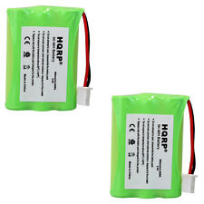 2-Pack HQRP Battery for Tri-Tronics Trashbreaker Ultra XL XLS II G2