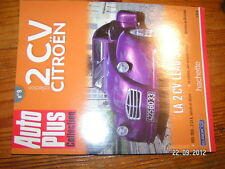 Auto Plus collection 2CV Citroen n°9 Lead Sled Custom