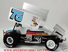GMP DIRT SPRINT CAR BRAD DOTY 75 STANTON 1/18 WORLD OF OUTLAWS 1:18 DIECAST
