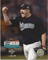 FLORIDA MARLINS Brad Penny Unsigned 8x10 Photograph