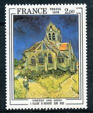 STAMP / TIMBRE FRANCE NEUF N° 2054 ** ART TABLEAUX VAN GOTH