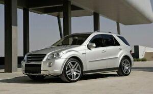 20 inch 4 wheels for Mercedes ML W164 W166 + summer tyres 275/45 R20 NEW SET