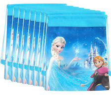 12 Pcs Frozen Sack Bag/Dori Bag for Birthday Return Gifts Girls Theme Party