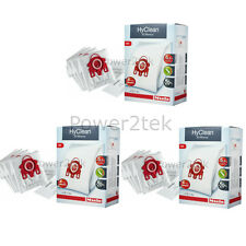 12 x Genuine FJM, 9917710 Dust Bags for Miele S749 S758 S799