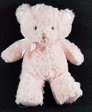 """Soft Cute Cuddly Baby Gund Pink My 1st Teddy Bear Plush Stuffed Animal 10"""""""