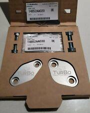 Subaru Secondary Air Pump Delete Kit - Billet EGR Blanking Plates CNC WRX STi XT