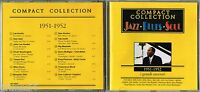 CD Compact Collection Jazz-Blues-Soul, I grandi successi 1951-1952
