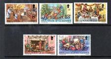 GUERNSEY MNH 1982 SG263-267 CHRISTMAS