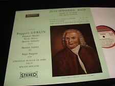 BACH°14 CONCERTI<>RUGGERO GERLIN<>LP Vinyl~France Pressing<>MUSIDISC RC 771