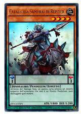 CAVALLERIA SAMURAI DI REPTIER Cavalry of Reptier DOCS-ITSP1 Ultra ITA YUGIOH