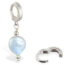 TummyToys Freshwater Pearl Dangle Belly Ring