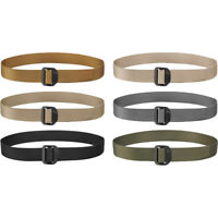 "Propper 1.5"" Single Layer Durable Nylon Webbing Tactical Military Duty Belt"