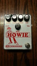 Menatone Howie Guitar Overdrive Distortion Pedal   5 Knob 1st Edition #014