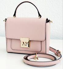 Michael Kors Tasche/Umhängetasche MINDY XBody Leder  Pastel Pink  NEU