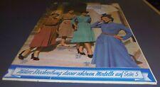 versandhaus katalog heft herbst saison alt mode schöpflin haagen ( baden ) 1952