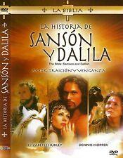 La Biblia La Historia De Sansón Y Dalila