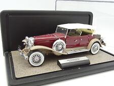 Franklin Mint 1/24 - Duesenberg J Derham Tourster 1930